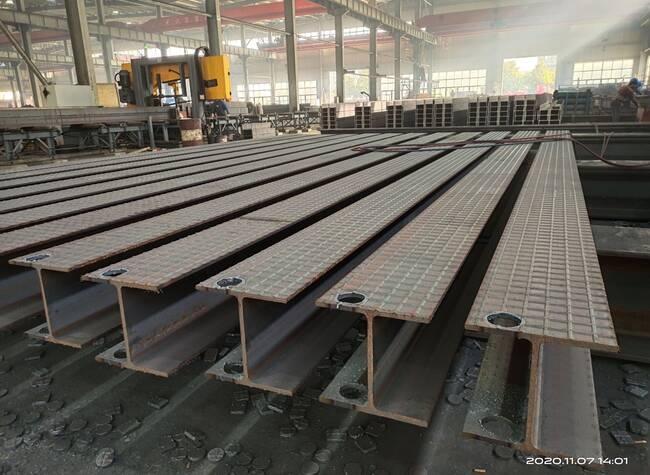 衢州h型鋼550*300*11*18長度10.5米