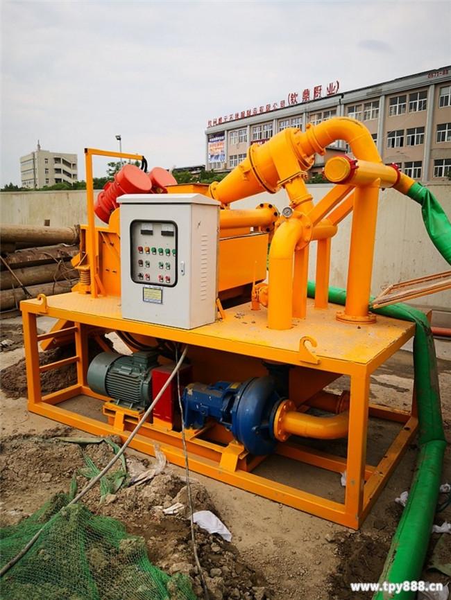 陜西榆林鉆孔污水分離機一級代理