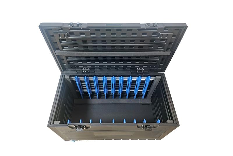 航空箱灯光箱显示屏箱 塑料周转箱设备箱