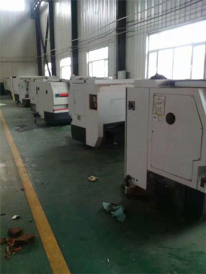 南宁市高价回收大型卷板机 二手机床回收