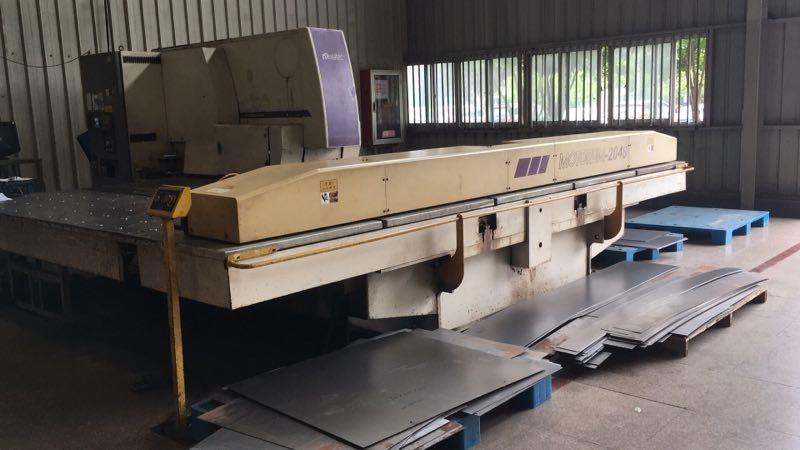 中卫市高价回收大型卷板机 二手机床回收厂家