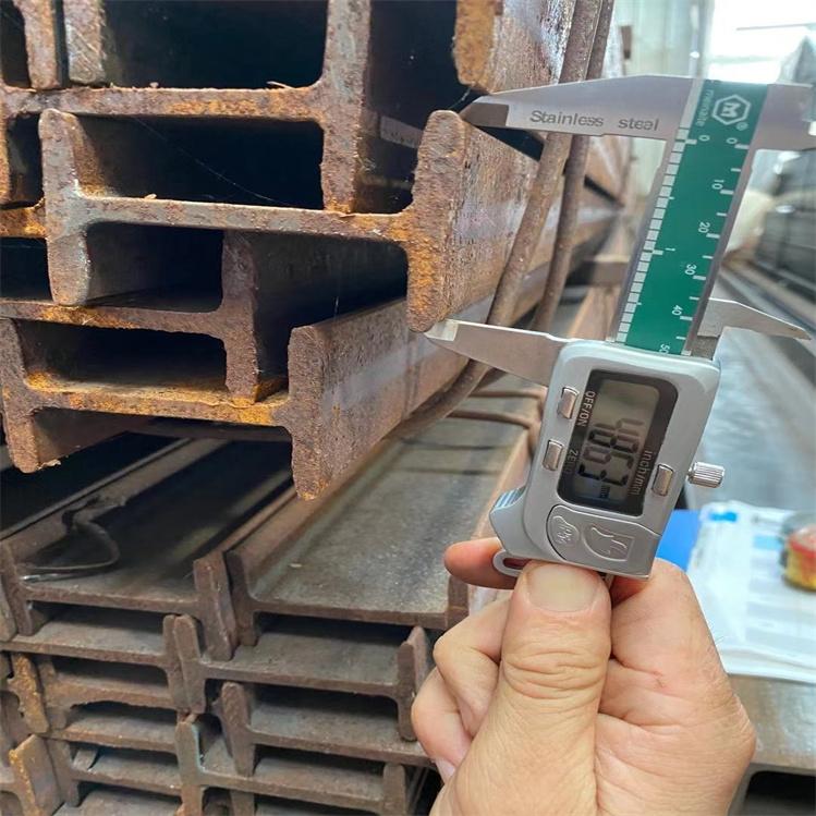 进口规格欧标工字钢IPN200欧标工字钢实地检验