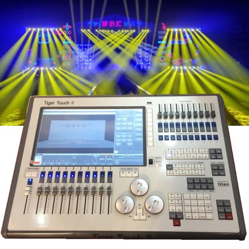 炫展灯光XZ102S新品二代老虎控台 婚庆演出功能强大灯光控制台