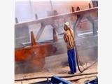 新闻)钢结构喷砂除锈施工海北分公司