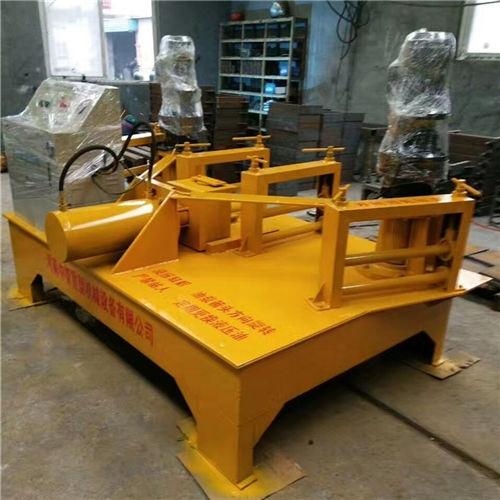 雅安300型全自动型钢工字钢弯拱机