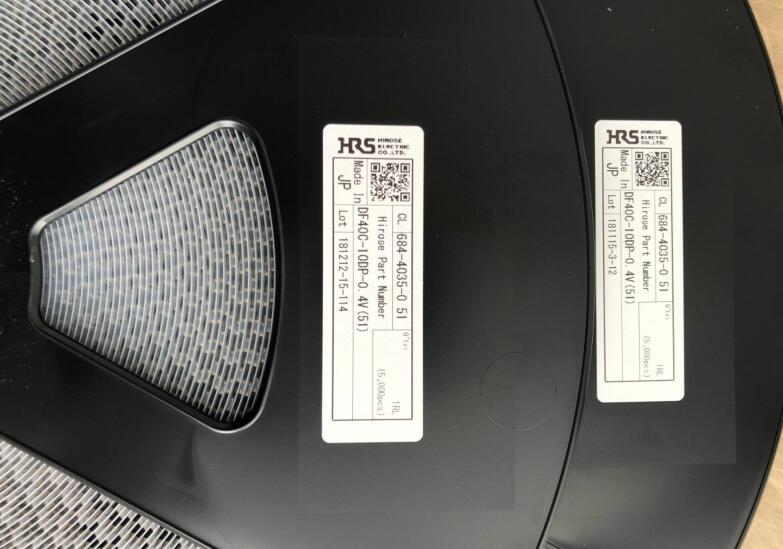 廈門市板對板連接器DF40C-80DP-0.4V(51)