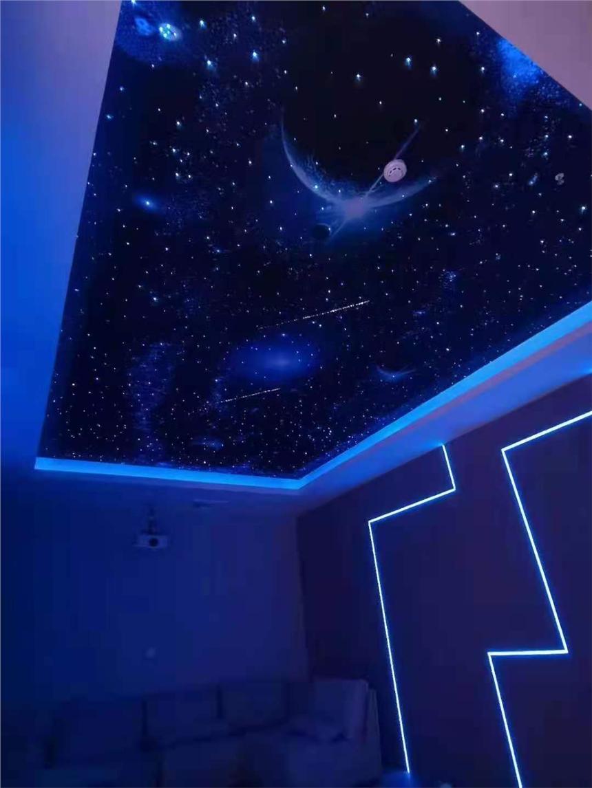 保山市光源机吊顶星空灯安装设计品质保证