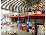 易达仓储二层货架 平台货架