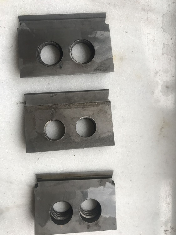 合金钨钢异形机械刀片定制