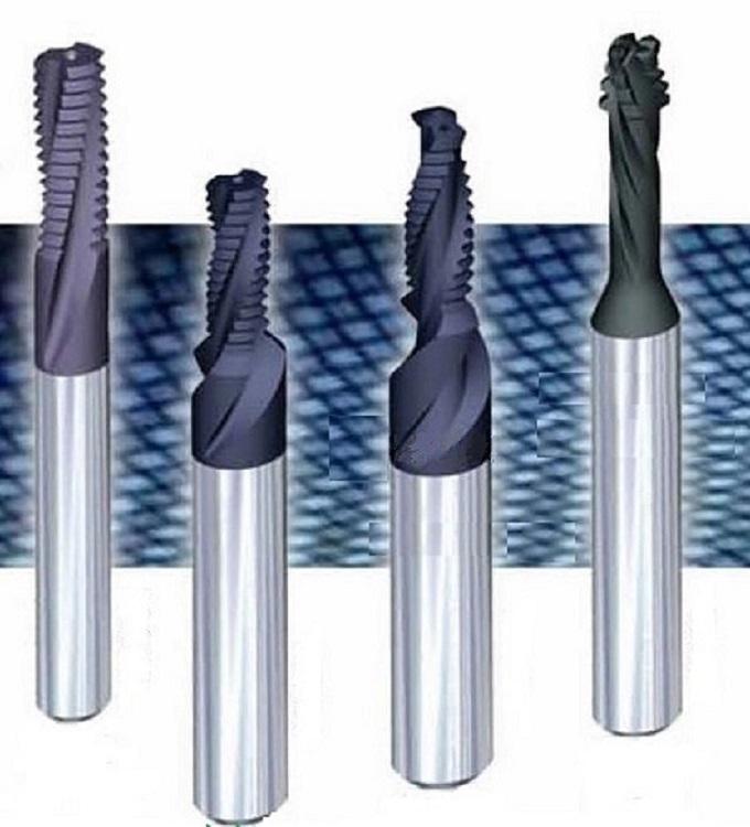 合金螺纹铣刀定制,高效率铣削英制美制螺纹螺牙