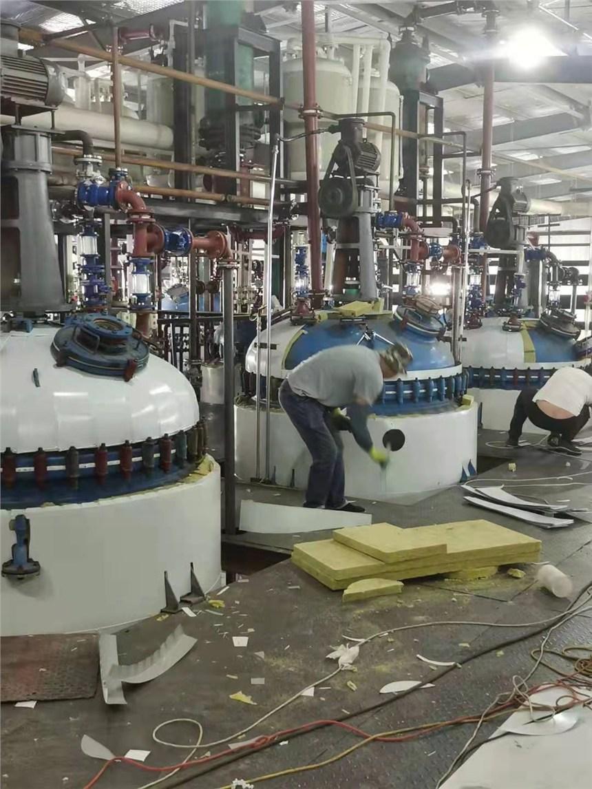 池州储罐做瓦楞板保温外护施工专业报价