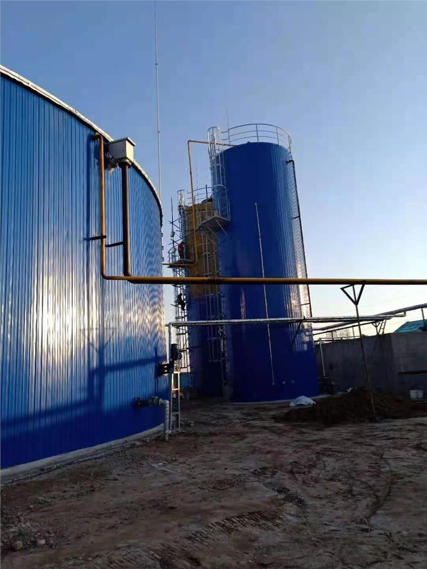 鄂爾多斯市儲罐外包鐵皮保溫做法 鐵皮保溫安裝技巧