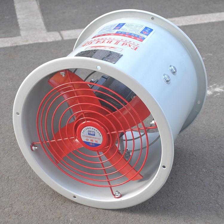 化驗室倉庫防爆軸流風機CBF-300 0.18KW 220V ExdⅡBT4防爆風機