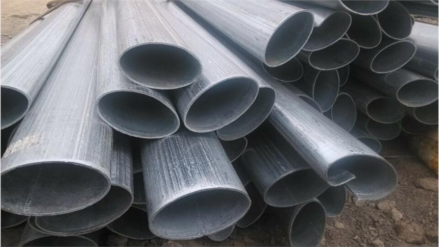 濟源鍍鋅無縫管工程優選價格