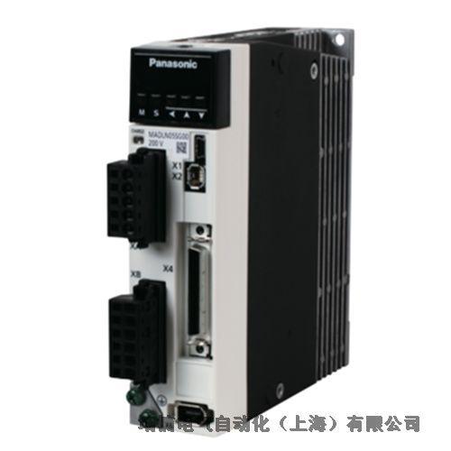 Panasonic松下伺服驱动器MADLN05SG通用通信型