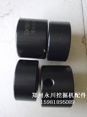 斗山DX520挖掘机斗耳马拉头斗轴油封防尘圈免拆垫片郑州斗山挖掘机配件