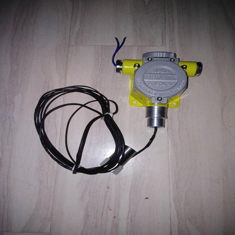 乙炔瓶泄露固定式乙炔氣體檢測儀安裝指導方案