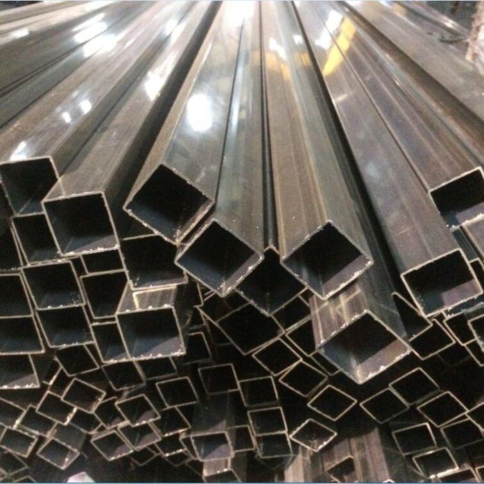 安徽馬鞍山國標304不銹鋼異形管D型管半圓管平橢圓管