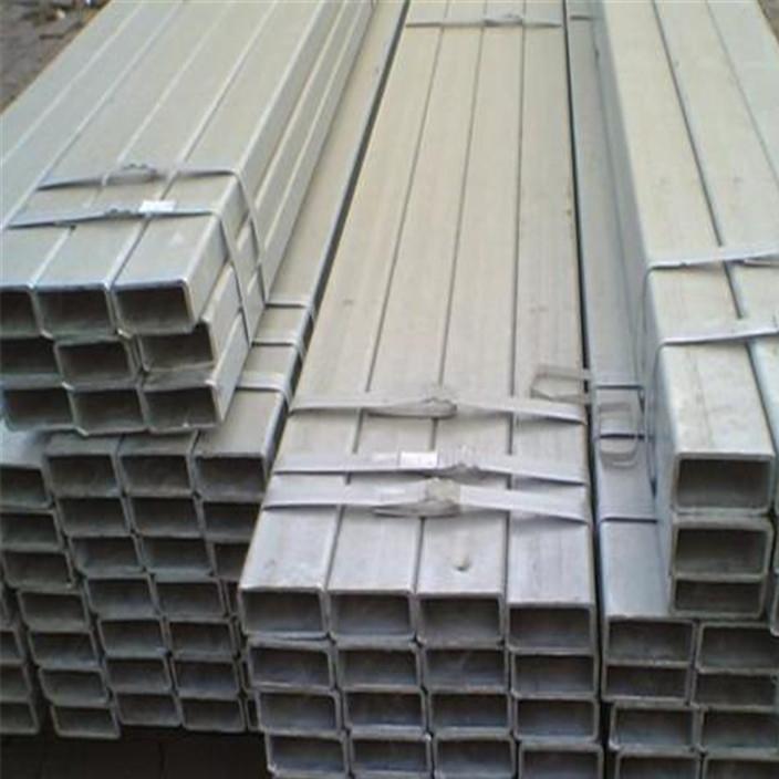 河北唐山市白钢铁管现货直发