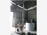 广州厂家直供粉末螺旋上料机,塑料辅机垂直上料机