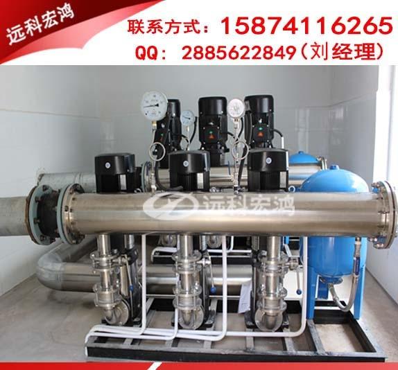 铜陵隔膜式气压自动供水设备