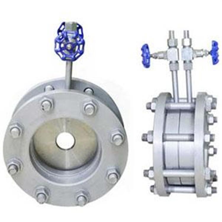 DN400一体化孔板流量计型号