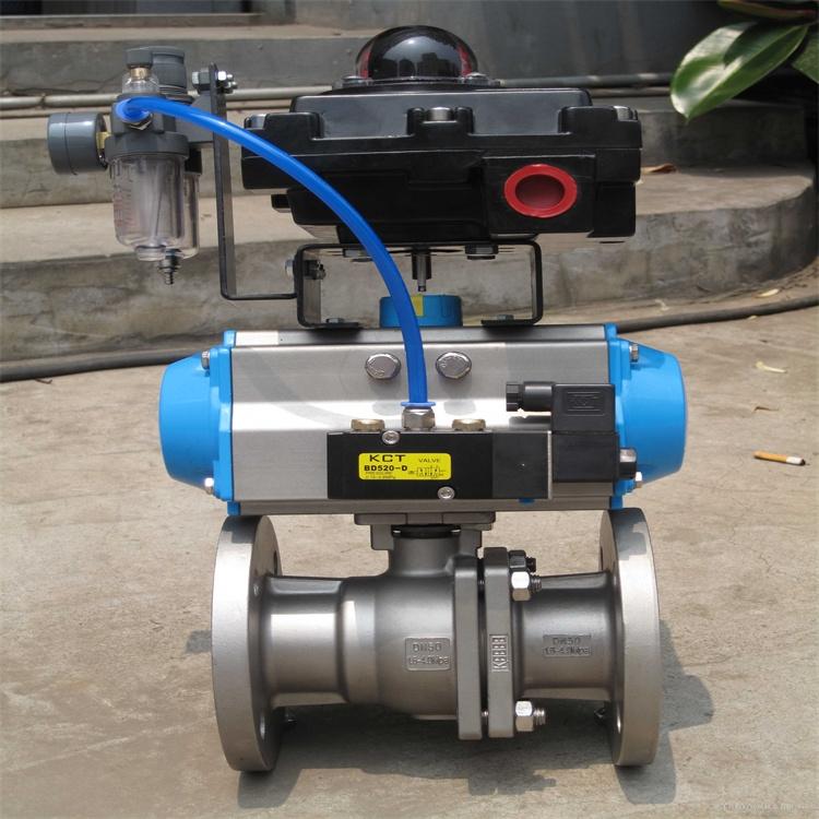 不銹鋼電動球閥耐酸堿質量保障
