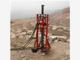 新疆巴音郭楞气动潜孔钻70型100型潜孔钻机