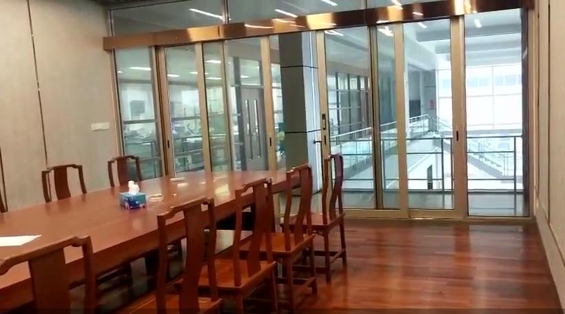 韶关自动玻璃门安装设计/看悦达