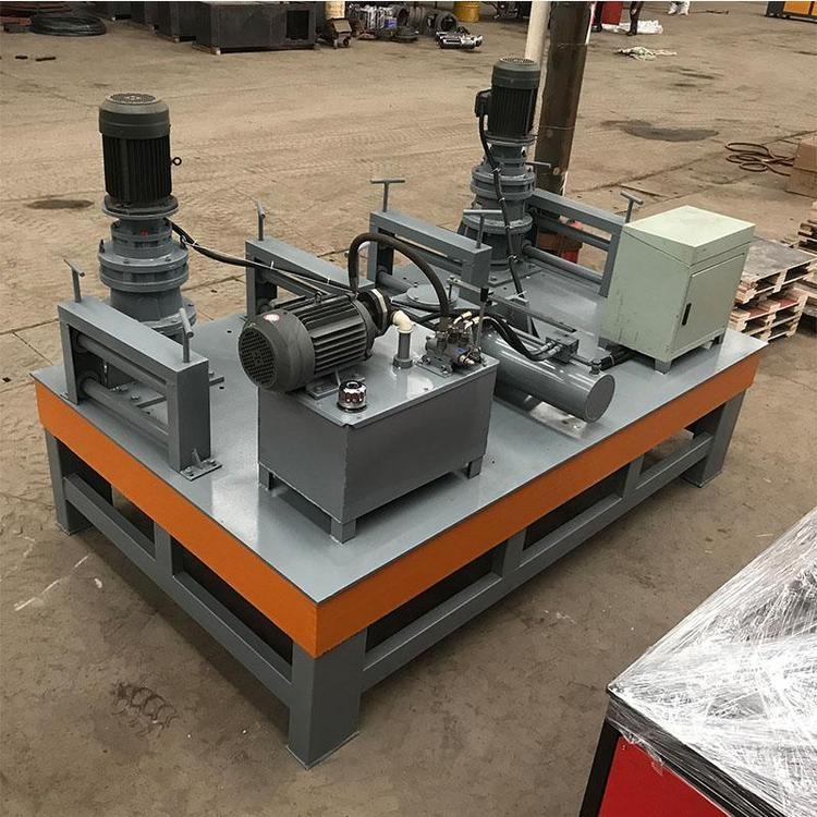 大型工字钢槽钢弯曲冷弯成型机 云朵型钢方管圆弧冷弯机技术指导