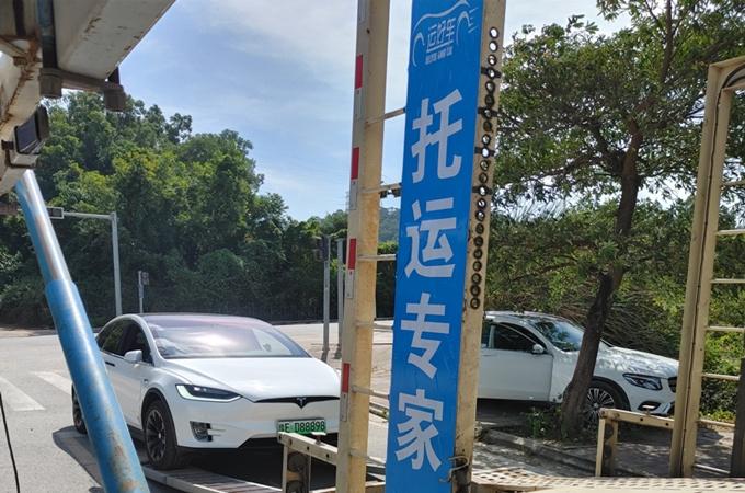 上海到珠海轎車托運物流 汽車往返運輸