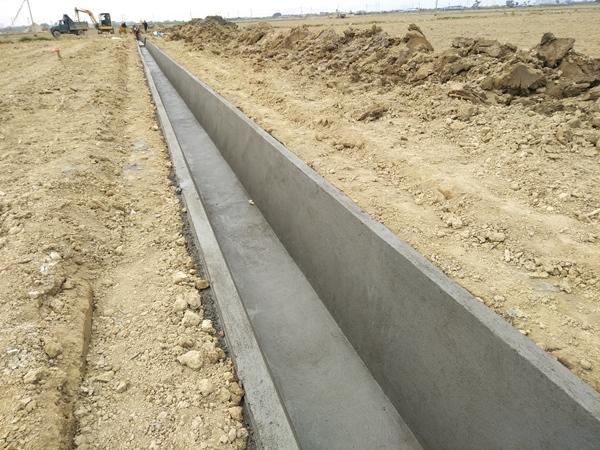 1.8米公路水泥边沟机