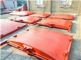 寧夏DN300 400 500600圓形鑄鐵閘門指導安裝