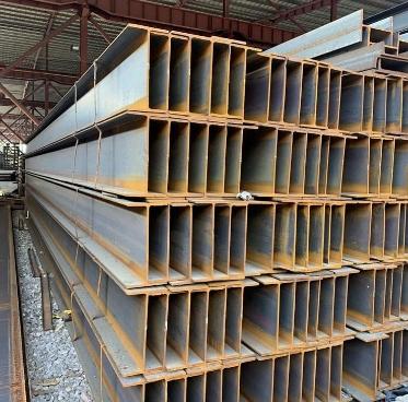 山東熱軋型材 現貨直供 廠家直銷 H型鋼價格