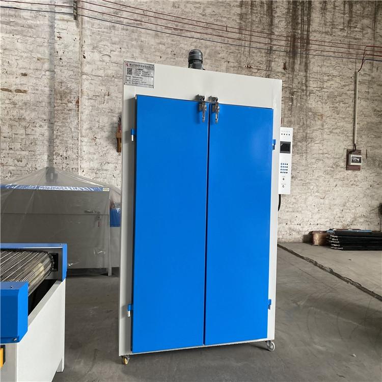 順德廠家定制雙門烘烤箱 工業熱風循環烘箱 電熱恒溫干燥箱