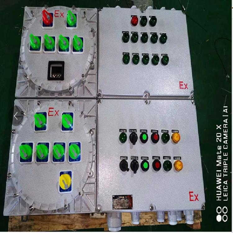 防爆配电箱型号规格,防爆检修箱零售