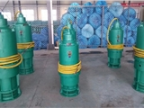 金昌金川區WQX50-260-75潛污泵