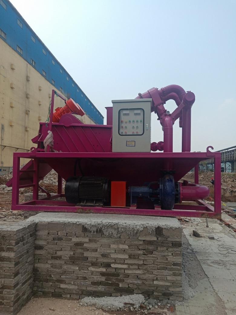 福建環保泥水分離機石材廠