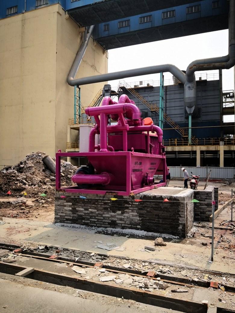施工泥漿處理泥漿分離器型號效果快陽泉