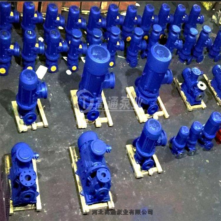 ISG100-125A管道�x心泵