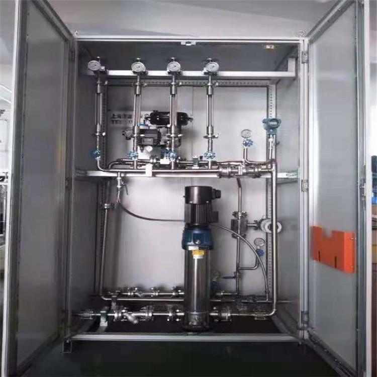 脫硝全套設備鍋爐窯爐煙氣脫硝設備系統分配輸送模塊