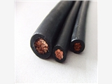 電焊機專用橡套電纜每米多少錢