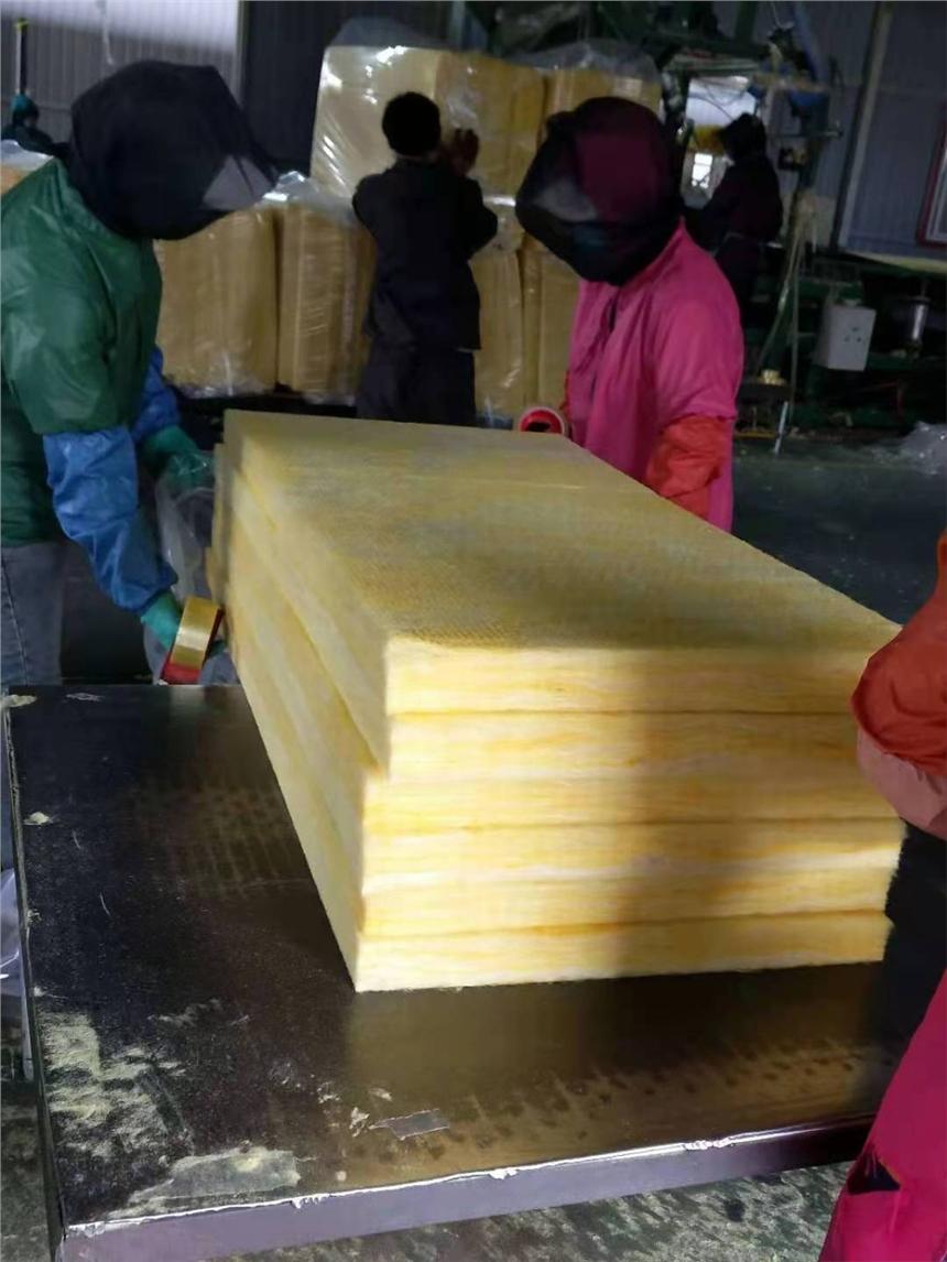 长沙浏阳玻璃棉板厂家