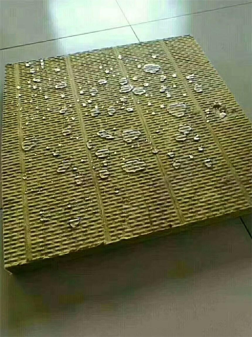 荊門防水巖棉板、雙面貼鋁箔巖棉板現貨供應