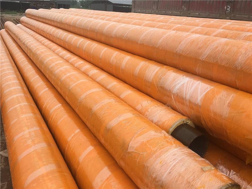 咸寧通山鋼套鋼蒸汽保溫管訂貨價格