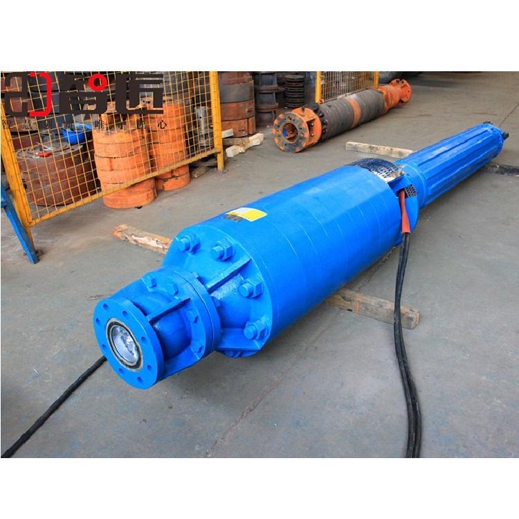 天津大流量 礦井深井潛水泵_礦用高壓潛水泵