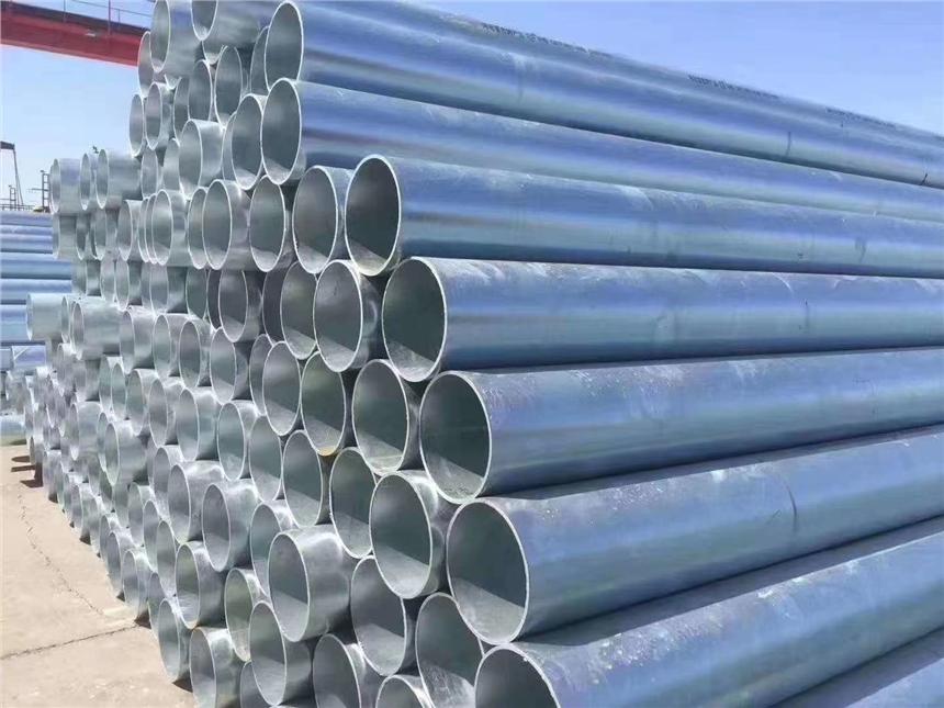 供應熱鍍鋅鋼管,熱鍍鋅焊管,規格齊全—山東鍍鋅鋼管廠家推薦