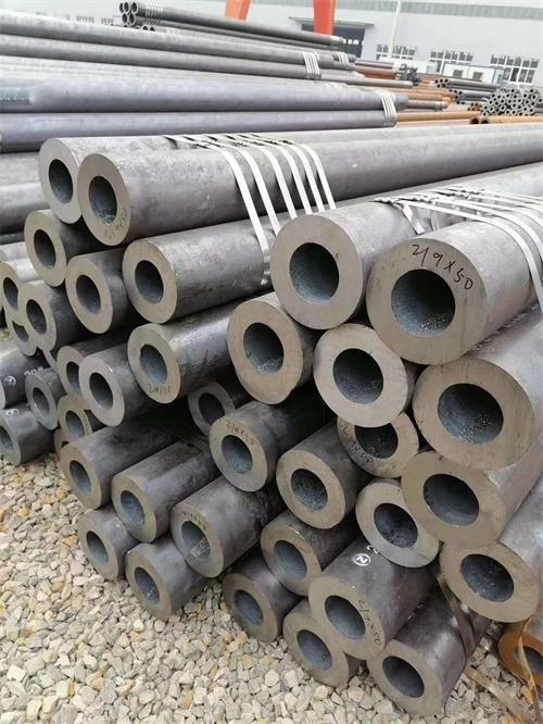 聊城16Mn钢管实体厂家 提供16Mn无缝钢管的好产品