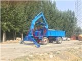 自卸式随车挖拉沙用微小挖机