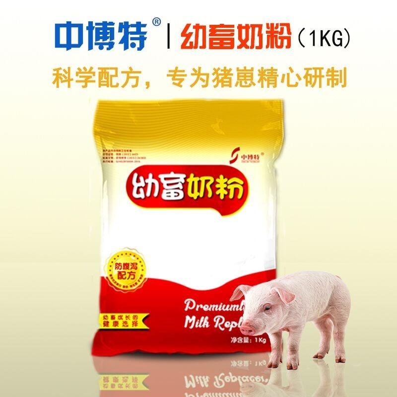 仔猪的饲养管理和猪崽子喝的奶粉